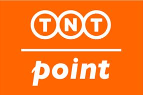 TNT point logo
